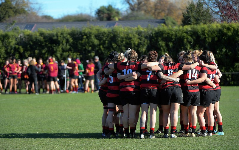 Growing The Game The Future Of Women S Rugby In Nz Scroll