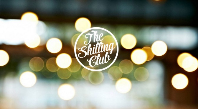 The Shilling Club specials for next week
