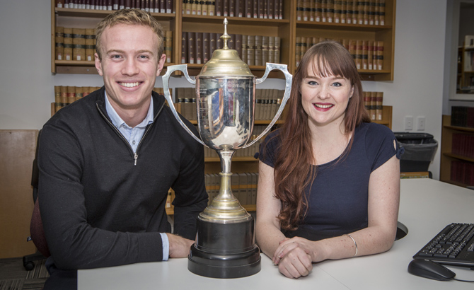 Family moot winners
