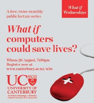 What if computers could save lives?