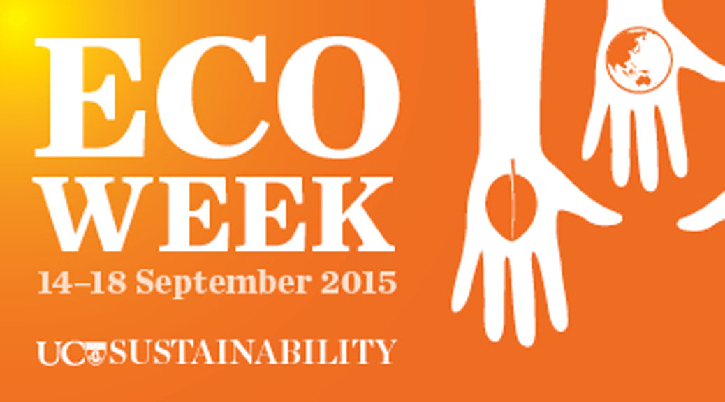 Announcing Eco Week 2015! (September 14-18)