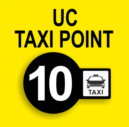 UC taxi point