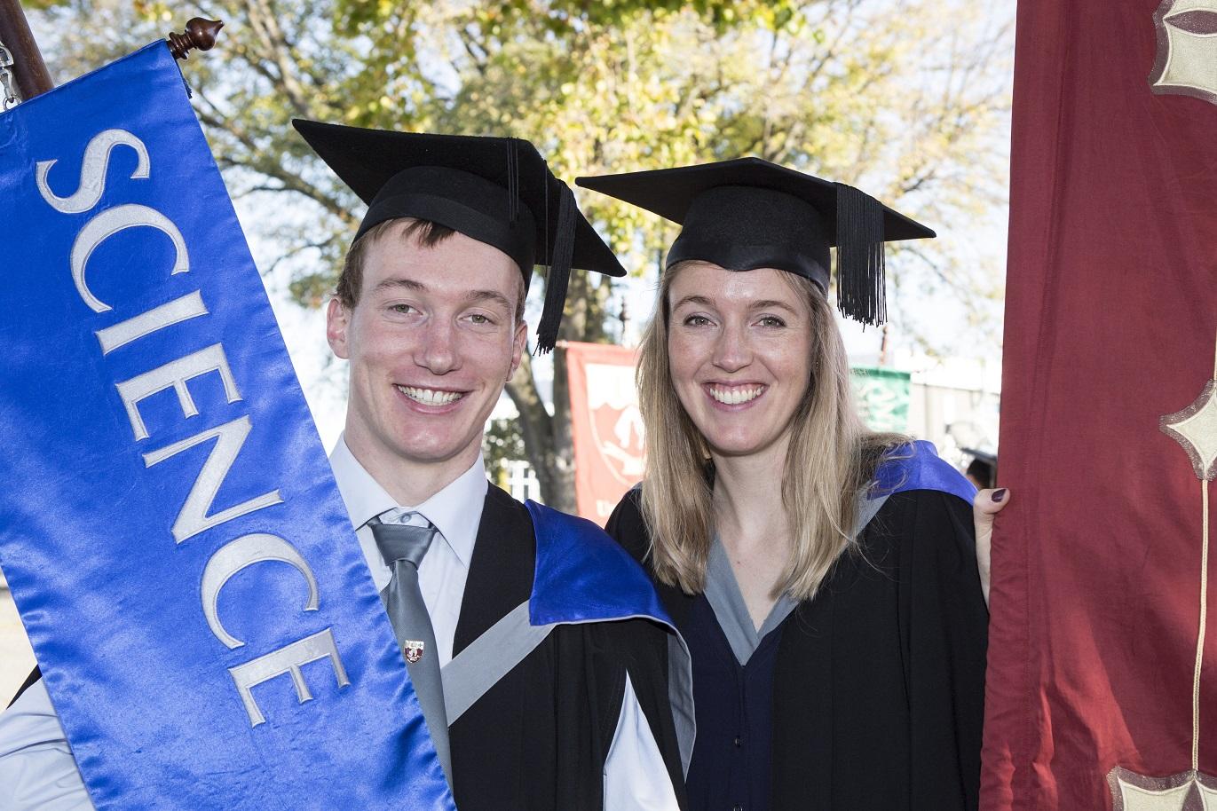 April Graduation Ceremonies
