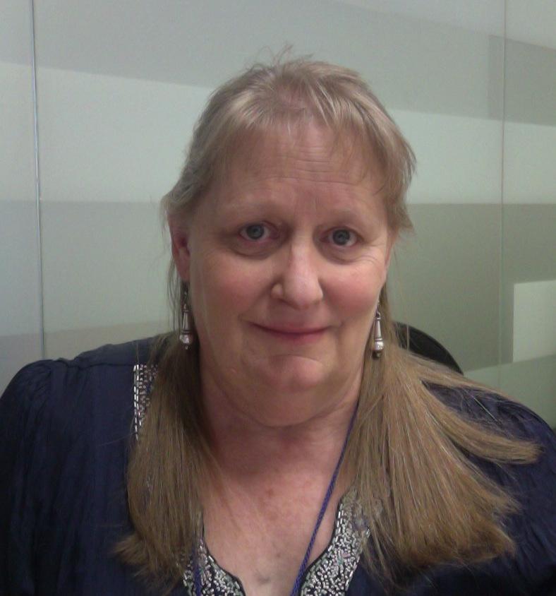 Professor Maggie-Lee Huckabee
