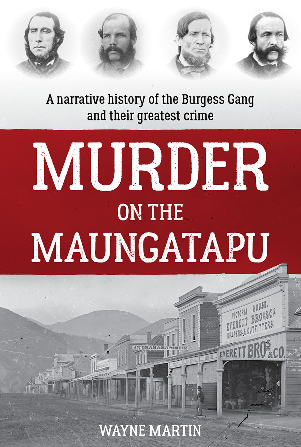 9781927145746_Murder on the Maungatapu_cover