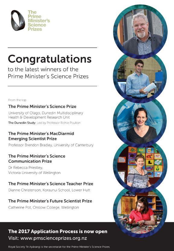 170705-Science prizes