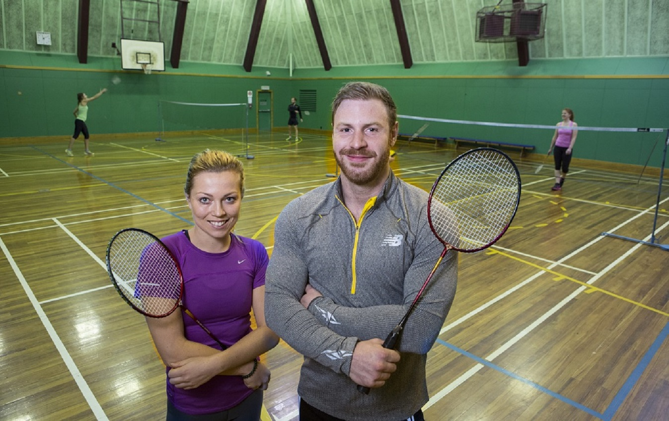 FREE Badminton court hire at the UC RecCentre – limited time!