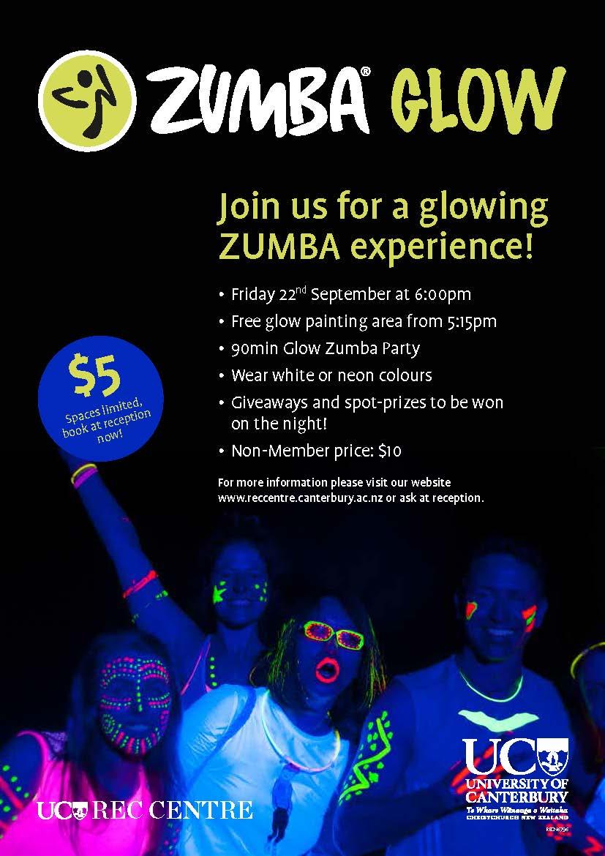 170823 Zumba glow