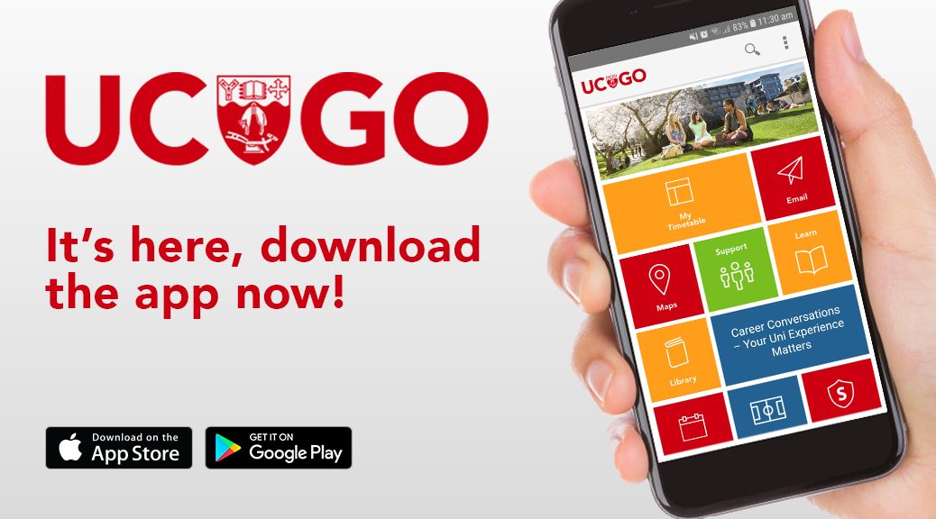 UCGo is here! Download it now