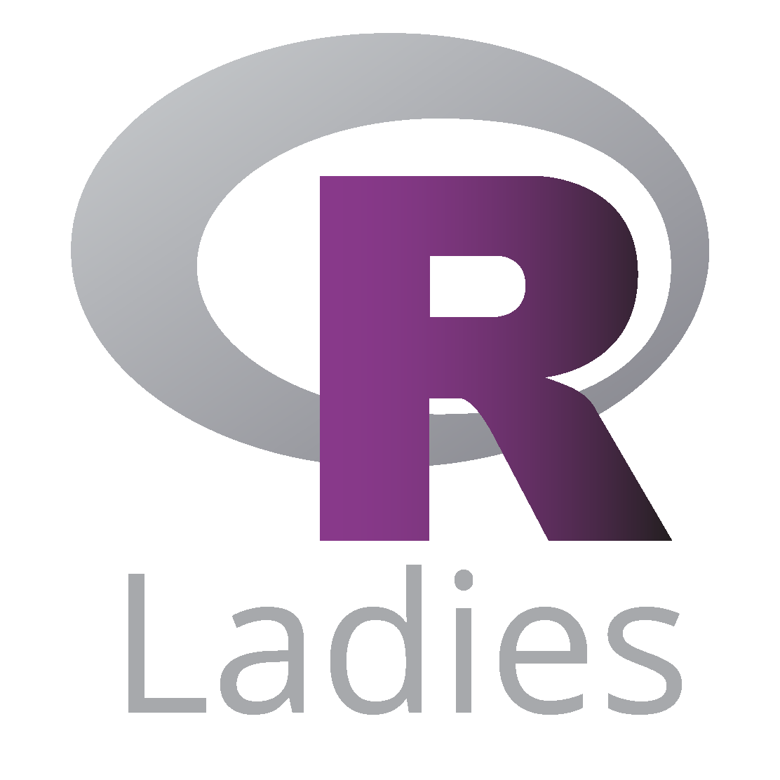 R Ladies global logo