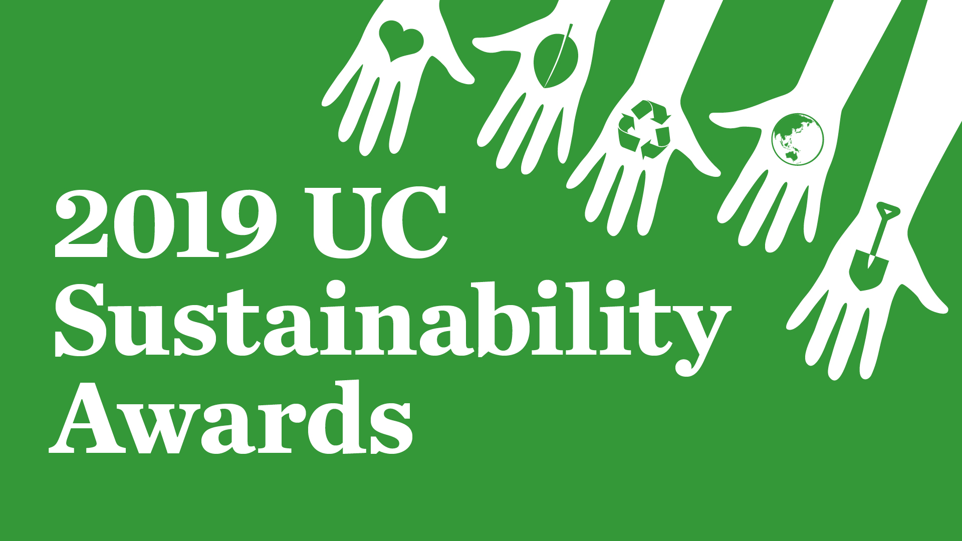 Last chance to nominate your sustainability hero!