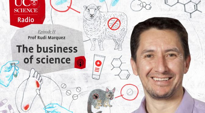 The business of science