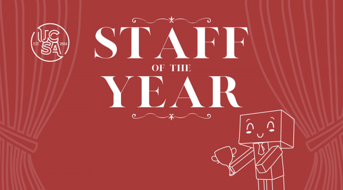 UC Staff of The Year Awards 2020