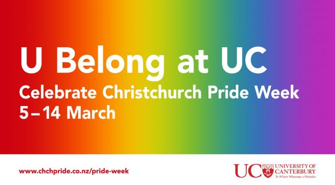 Keen to join the Queer Straight Alliance at UC?