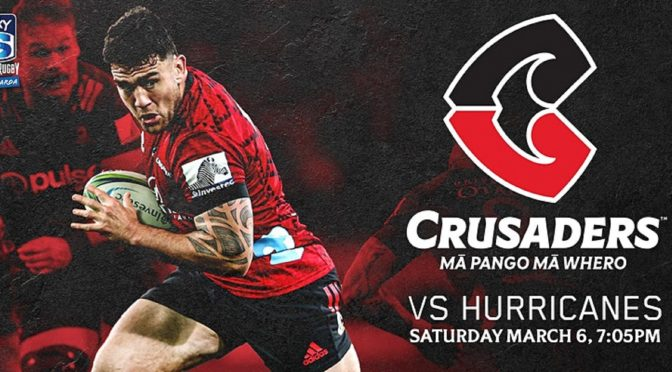 Crusaders v Hurricanes pre-match function 2021