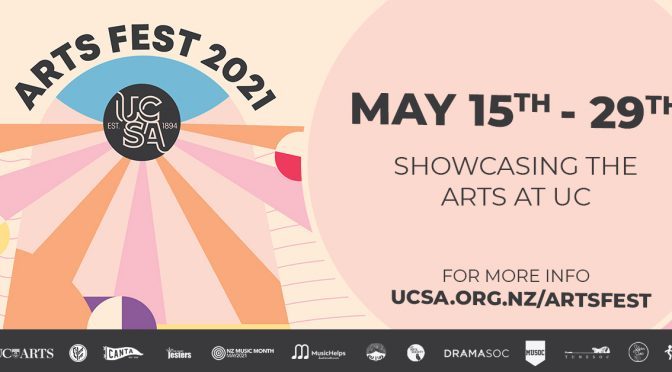 UCSA Arts Fest is here!