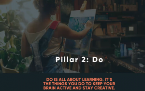 Nuggets of wellbeing wisdom nuggets for very busy people Pillar 2: Do