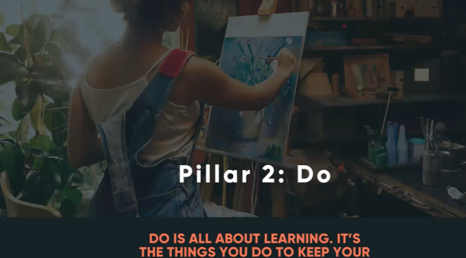 Nuggets of wellbeing wisdom nuggets for very busy people – Pillar 2: Do
