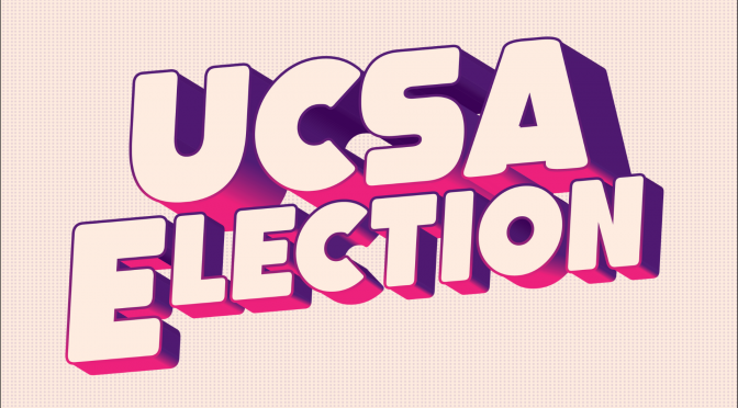 Results from the 2021 UCSA Election