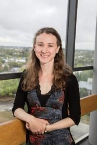 Annalise Fulbright scholar