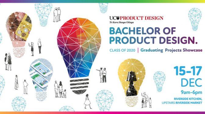 UC Product Design: Graduate Projects Showcase 2020