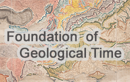 Foundaton of Geological Time